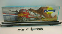 HO Athearn 2017 - 85' A/P Flat Car Kit - CHESAPEAKE & OHIO - C&O #81407