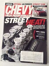 Chevy High Performance Magazine Fuel Injected Machine May 2013 031317NONRH
