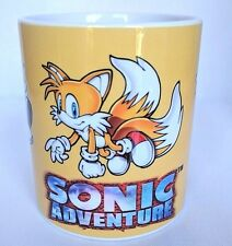 Sonic Adventure Dreamcast - Coffee MUG CUP - Sega - Dreamcast  - Gift - Tails