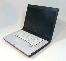 Notebook Fuijitsu Lifebook E780 2,4GHz 240GB SSD WINDOWS 10  RS232 TOP