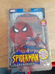Boxed Marvel Spiderman Classics Model