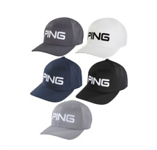 Ping Tour Structured Golf Cap Hat Fitted Small/Medium