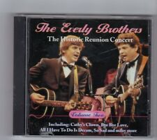 (HW599) The Everly Brothers, The Historic Reunion Concert Vol 2 - 1995 CD