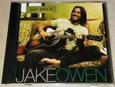 JAKE OWEN - Easy Does It CD