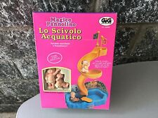 Vintage# Baby Face Magic Diaper Babies Figures water slide playset#NIB SEALED