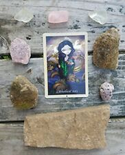 Fast Same Day Detailed 1 Card Oracle Spiritual Advice Psychic Tarot Reading.