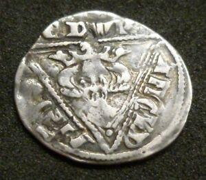 Ireland Irish Hammered Silver Edward I Penny Late Issue 1297-1302 Dublin S6264