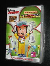 DISNEY JUNIOR MANNI TUTTOFARE GRANDE GARA  DVD SIGILLATO