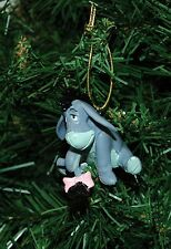 Winnie The Pooh, Eeyore Christmas Ornament