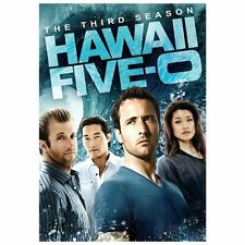 Hawaii Five-O: Season 3 Dvd - The Complete Third Season [7 Discs] -  Unopened