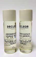 NEROLI NATURAL FACE OIL BY DECLEOR - 10ML ( 2 x 5ML ) - GREAT PRICE 30,000+ F/B*