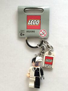 *NEW* Lego Batman TWO FACE Keychain Key Chain 852080