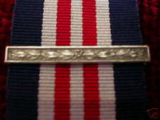 Military Medal or DCM 2nd Award Bar
