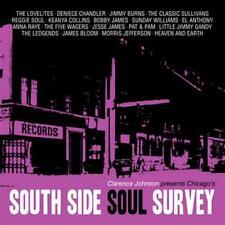SOUTH SIDE SOUL SURVEY Various Artists NEW & SEALED SOUTHERN SOUL CD (SOULSCAPE)