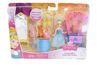 Disney Princess-Little Kingdom-Cinderella Doll and Furniture Play Set-NEW