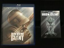 The Iron Giant: Signature Edition (Blu-ray Disc, 2016, Ultimate Collectors) Oop