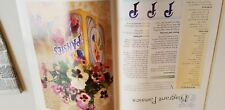 Gorgeous! CRATE LABELS & SEED PACKETS Decorative Painting BARBARA BAATZ Booklet