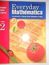 Everyday Mathematics, Student Math Journey, Volume 2, Paperback 2001