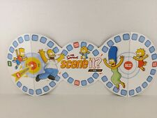 Replacement Board only - Scene It?: The Simpsons, DVD Board Game Trivia
