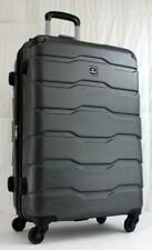 "TAG Matrix 2.0 24"" Lightweight Hardside Spinner Suitcase Gray"