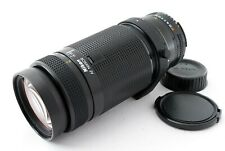 NIKON AF NIKKOR 75-300mm F4.5-5.6 Ai-s Zoom Lens From Japan 691907 FedEx
