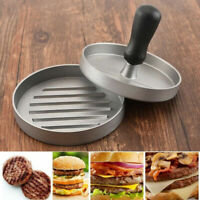 New Nonstick Burger Press Meat Steak Making for BBQ Party Home Kitchen Tool 12cm