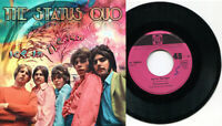 """THE STATUS QUO - Ice In The Sun 7"""" 45 UNIQUE 1 print ONLY art sleeve"""