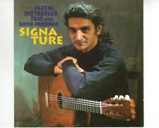 CD FERENC SNETBERGER TRIOsingatureEX+ (A2736)