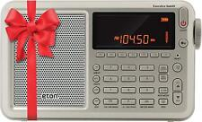 Eton Executive Satellite AM / FM / Aircraft / SSB / Shortwave Radio RDS