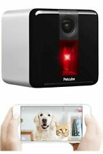 Petcube Play Dog & Cat Video Interactive Camera for Phone App Pets Wi Fi