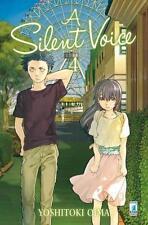 A SILENT VOICE 4 DI 7  - MANGA STAR COMICS - NUOVO