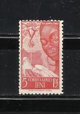 IFNI. Año: 1951. V CENTº DEL NACIMIENTO DE ISABEL LA CATOLICA.