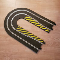 Scalextric Sport 1:32 Track Extension Pack - C8201 Rad 1 Hairpin & C8246 Chicane