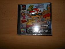 Rocket Power  PS1 Playstation 1 New SEALED   PAL VERSION