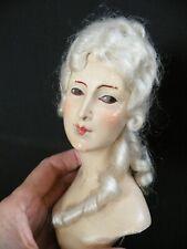 Antique, Boudoir doll Lilli Baitz large half doll
