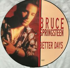 Bruce Springsteen - Better Days - Columbia - 657890 8 - UK 1992 Picture Disc EX
