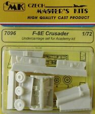 CMK 1/72 F-8E Crusader Train d'atterrissage Set for Academy # 7096