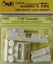 CMK 1/72 F-8E Crusader Undercarriage Set for Academy # 7096