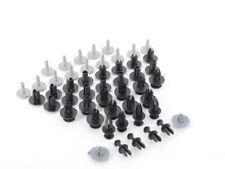 MINI Genuine Set of Mounting Parts Bumper Installation Fitting Kit 51112411406