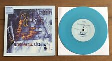 "Coldplay - Brother & Sister 7"" Blue Vinyl"