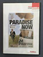 DVD PARADISE NOW Kais Nashef Ali Suliman Lubna Azabal HANY ABU-ASSAD