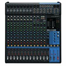 Yamaha MG16XU Mixer 16-Channel, SPX Effects & USB Audio Interface