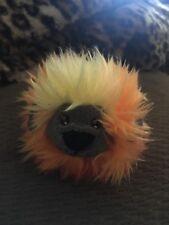 """2004 Neopets Fire Noil petpet plush toy figure stuffed animal 3.5"""""""