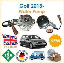 For VW Golf Hatch Estate 1.6 2.0 2013-  Water Pump With Electronic Sensor New