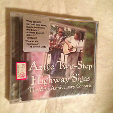 AZTEC TWO-STEP HIGHWAY SIGNS 1-800-PRIME CD PCD 025 2001 ROCK