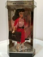 BUSY GAL BARBIE LIMITED EDITION REPRODUCTION ORIGINAL 1960 FASHION AND DOLL 1995