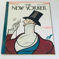 The New Yorker: February 21 1977 - Full Magazine/Theme Cover Arnie Levin