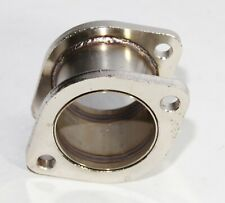 "Catback Exhaust Muffler Pipe Extension Flange Steel Adapter 3"" 2 Bolt Flange"