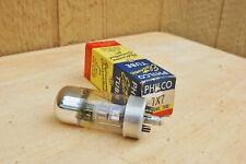 Radio Tube Vintage Untested Old Stock Philco 7X7 Original Atomic Age Box