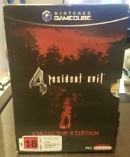RESIDENT EVIL 4 COLLECTORS EDITION - Gamecube